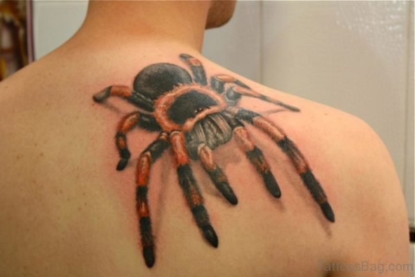 Cool Spider Tattoo