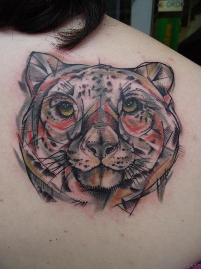60 wild tiger tattoos for back for Cool tiger tattoos