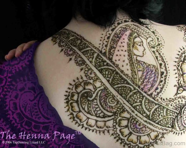 Creative Henna Tattoo