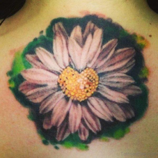 Daisy Tattoo Design