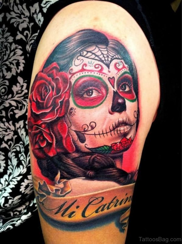 Dead Mexican Tattoo