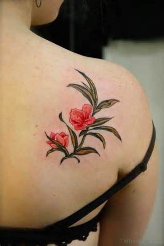 65 Gorgeous Lily Tattoos For Shoulder
