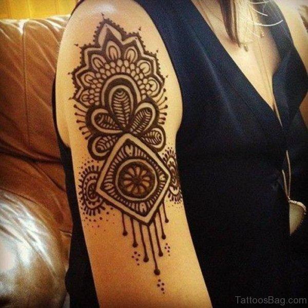 Designer Henna Tattoo
