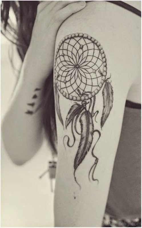 Dream Catcher Tattoos Design