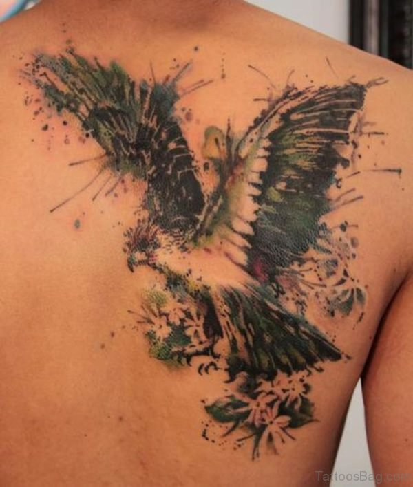 Eagle Bird Tattoo