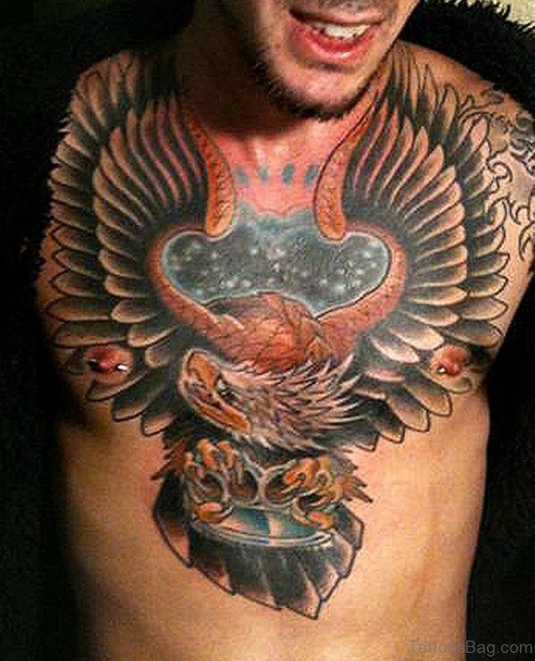 Eagle Bird Tattoo