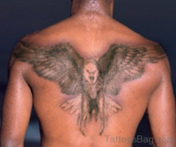 Stylish Eagle Tattoo