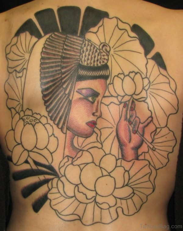 Amazing Egyptian Tattoo