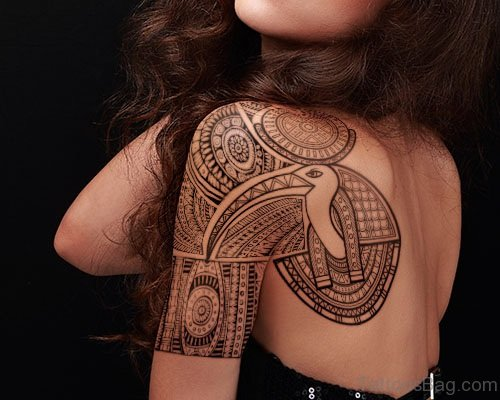 Egyptian Tattoo Design