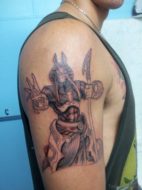 Egyptian - Tattoo-Sleeve