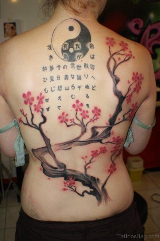 Elegant  Cherry Blossom
