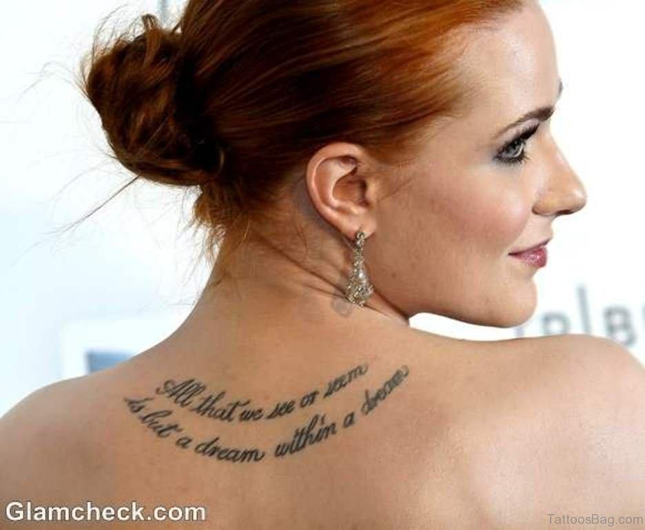 100 Best Tattoo Quotes - tattoo-models.net