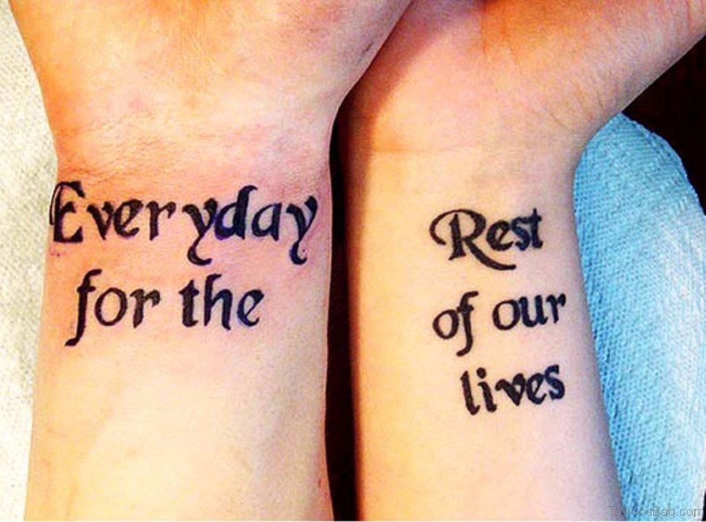 Tattoo Ideas Quotes on Love  TatRing
