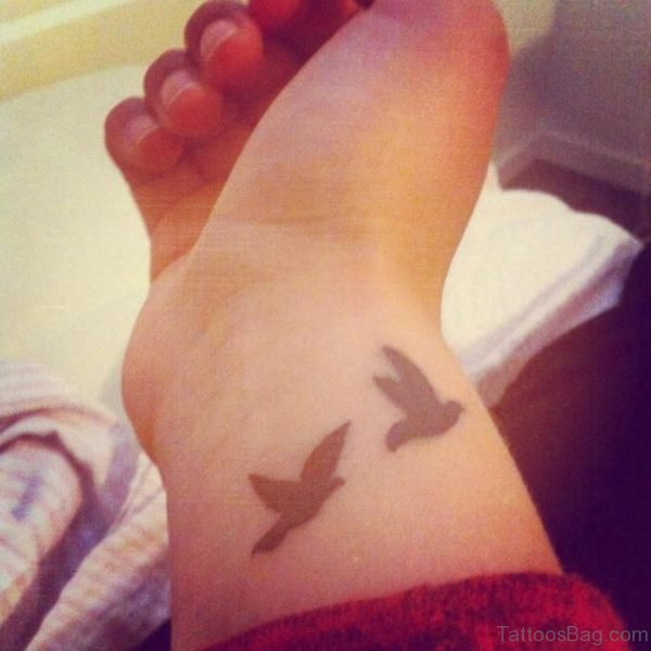 Fabulous Birds Tattoo