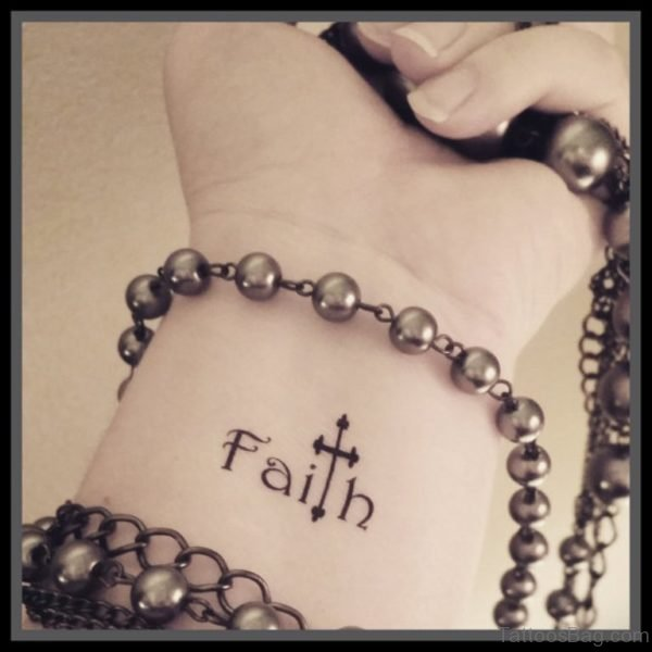 Fabulous Faith Tattoo