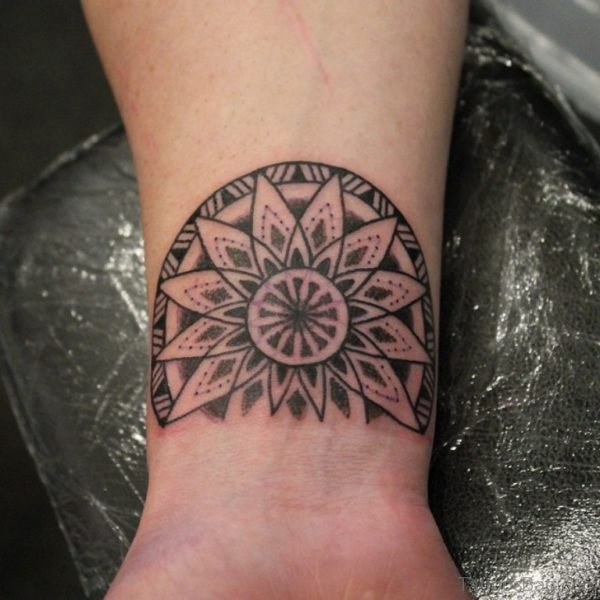 Fabulous Mandala Tattoo