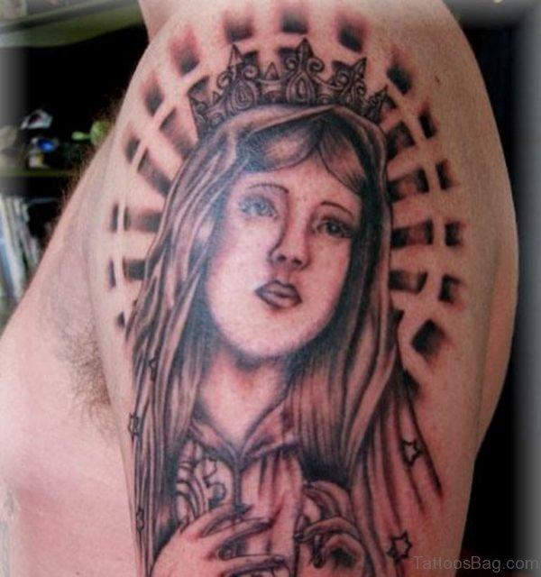 Fabulous Mary Tattoo