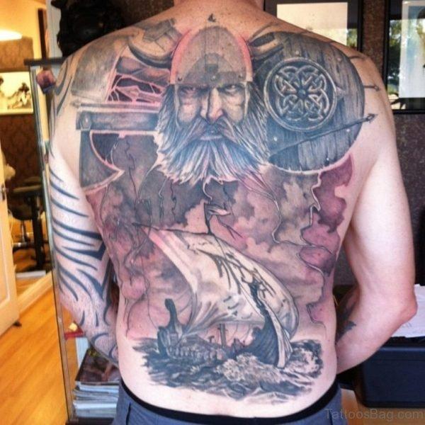 Fabulous Viking Tattoo