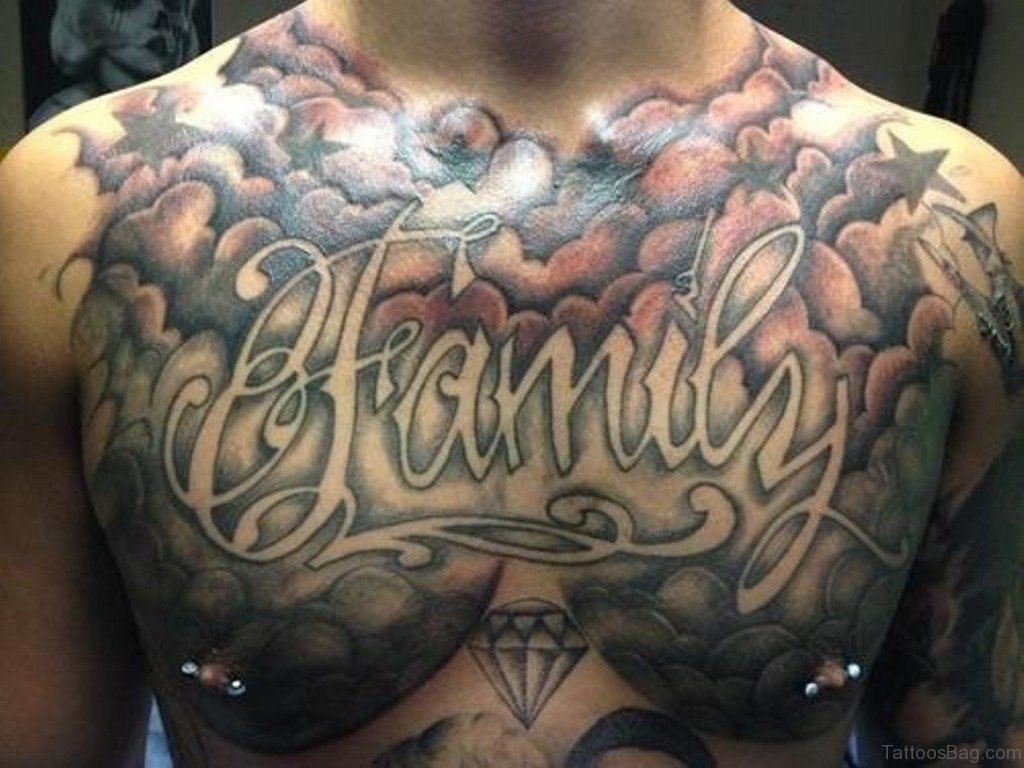 Tattoo Ideas Chest: 50 Glorious Chest Tattoos For Men