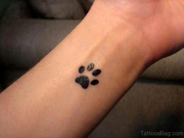 Fancy Paw Tattoo