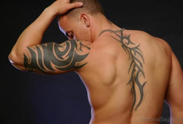Fancy Tribal Tattoo
