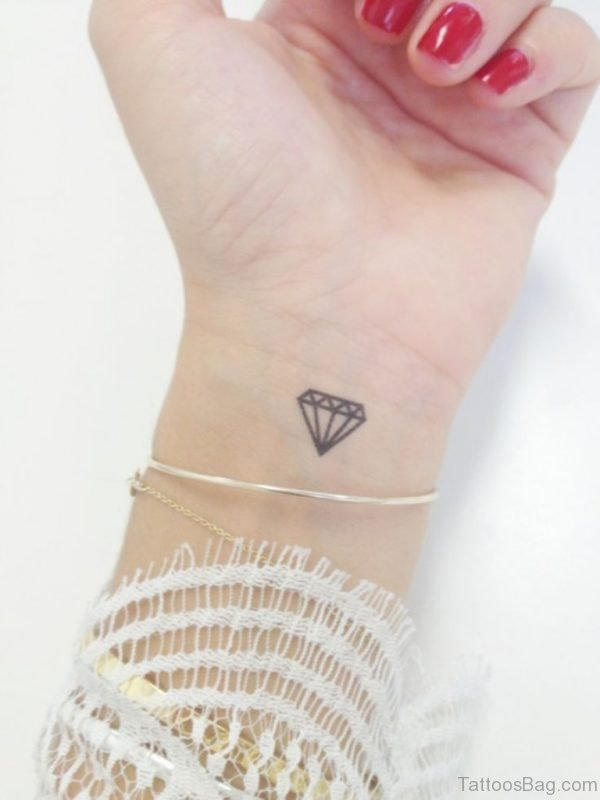 Fantastic Diamond Tattoo