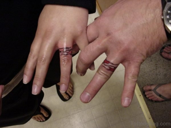 Fantastic Finger Tattoo