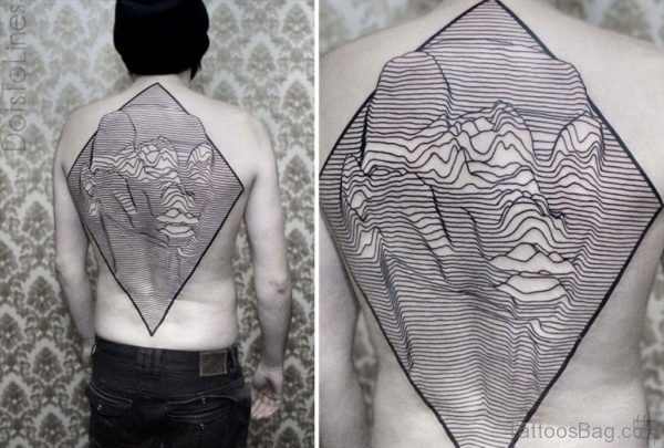 Fantastic Geometric Tattoo