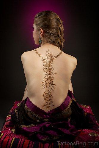 Fantastic Henna Tattoo