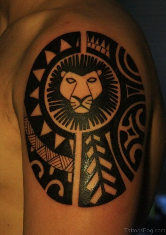 Fantastic Lion Tattoo