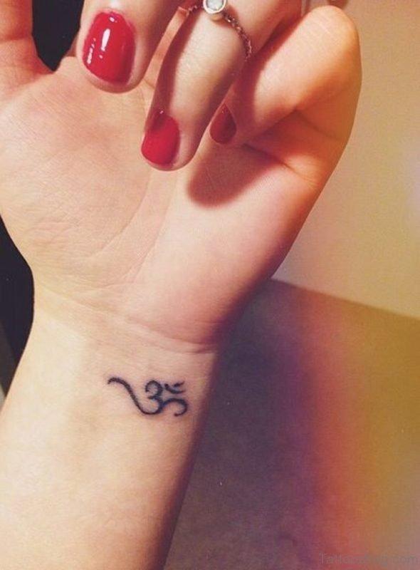 Fantastic Om Tattoo