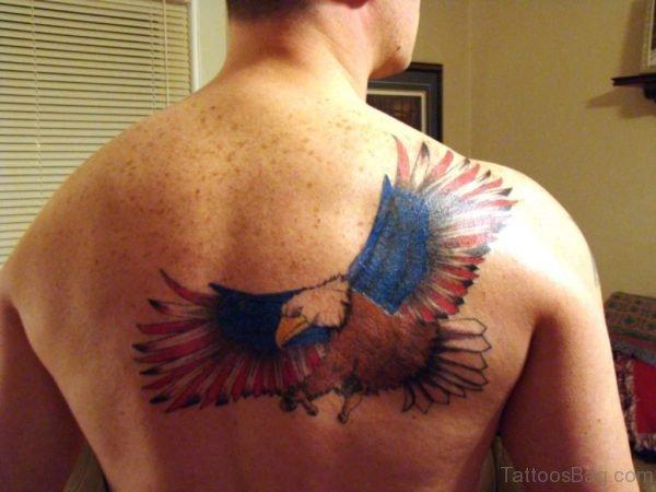 Fantastic Patriotic Tattoo Design