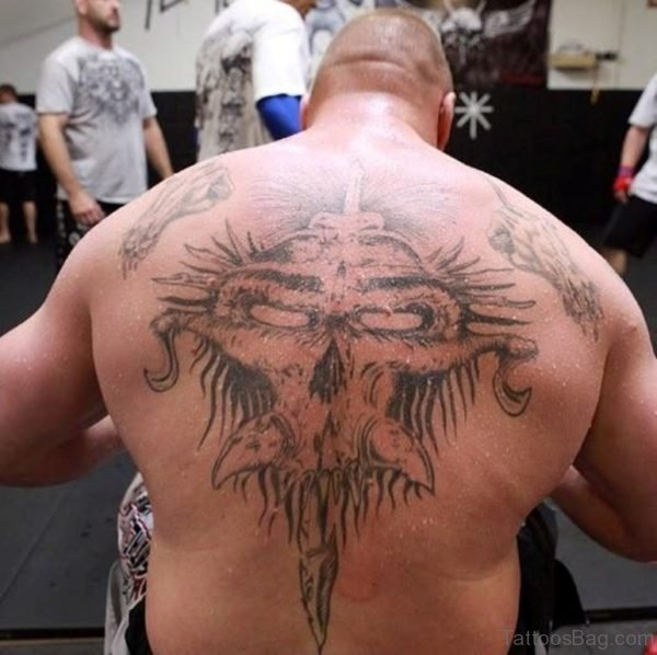 Fantastic Sword Tattoo
