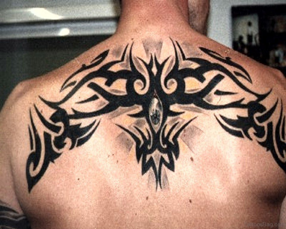60 Wonderful Back Tattoos For Boys