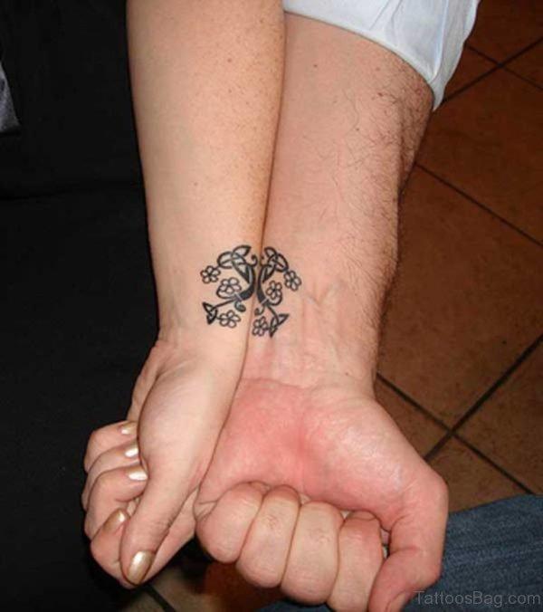 Fantastic Wrist Tattoo
