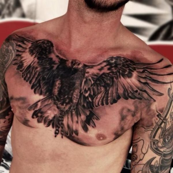 Fantastic Eagle Tattoo