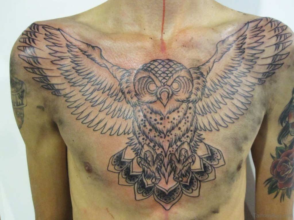 Tattoo Chest Plate: 50 Wonderful Chest Tattoos For Men