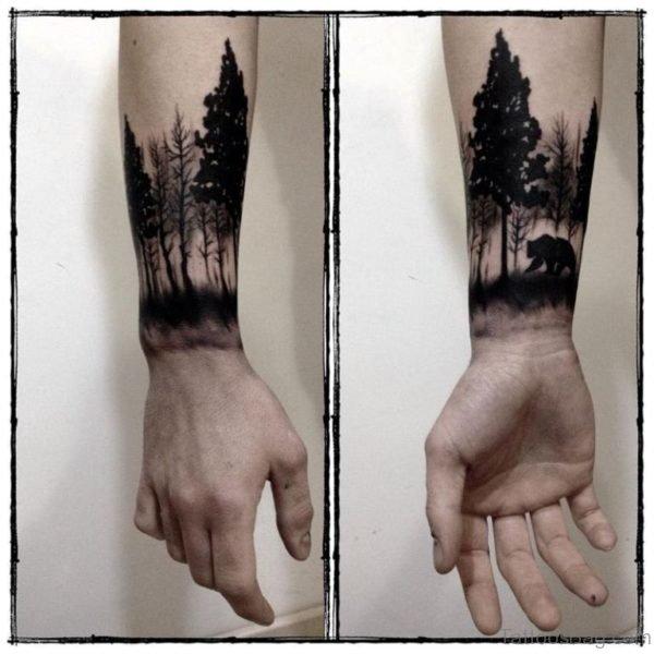 Amazing Wrist Tattoo