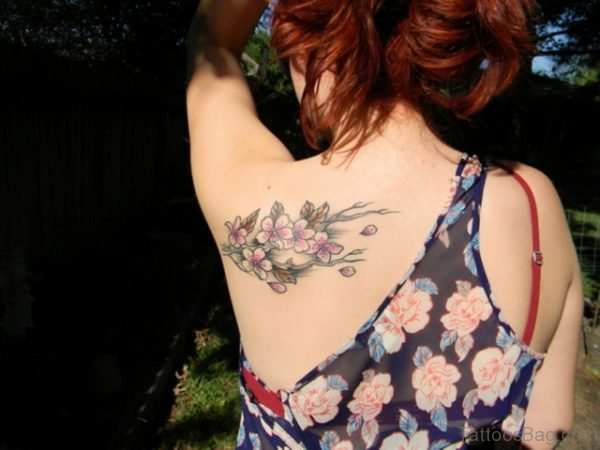 Flowers Tattoo For Women