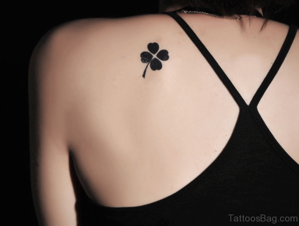 Four Leaf Tattoo