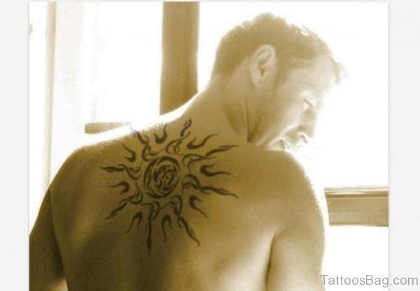 Good Looking Sun Tattoo