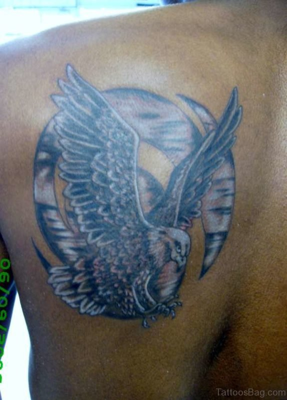 Grey Eagle Tattoo