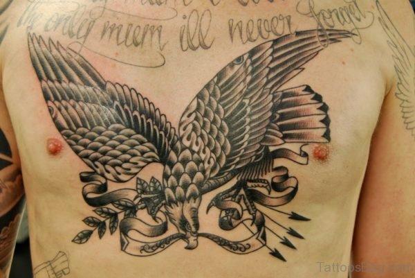 Grey Eagle Tattoo