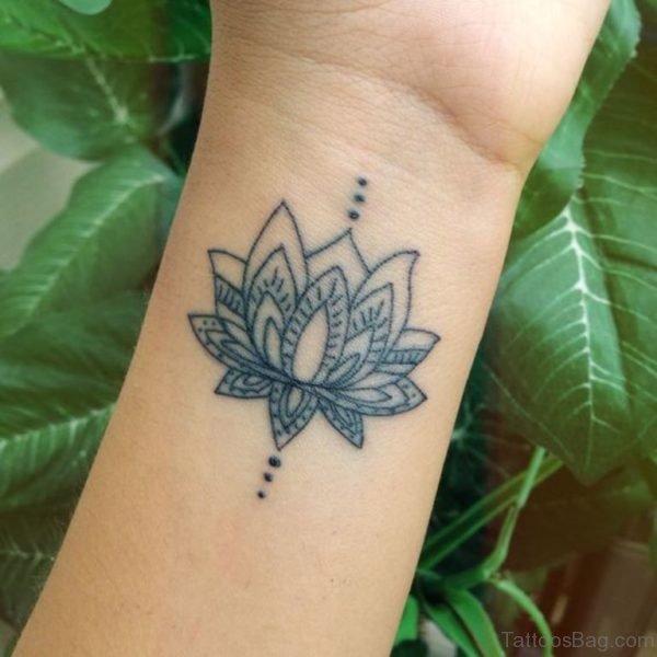 Grey Lotus Tattoo