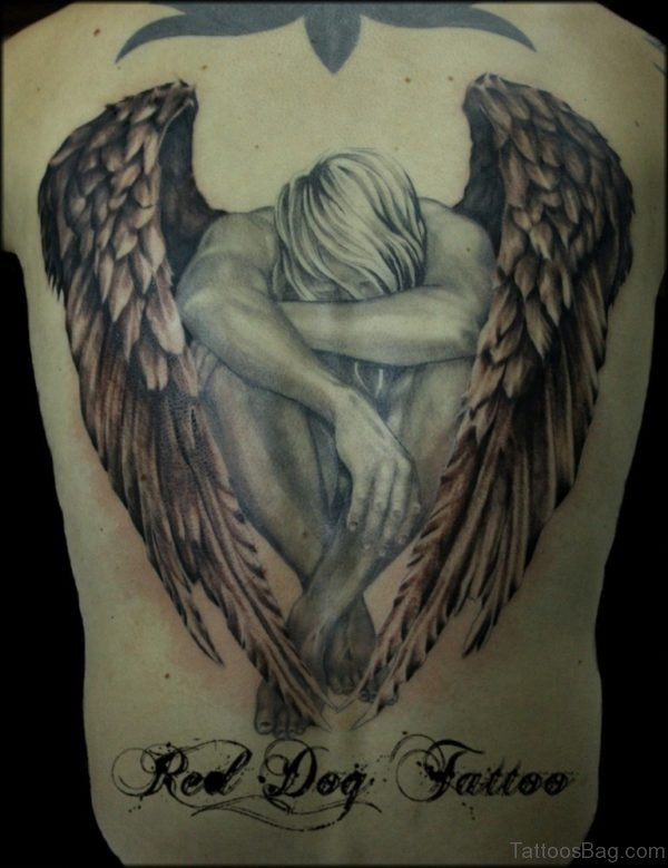 Guardian Angels Tattoo