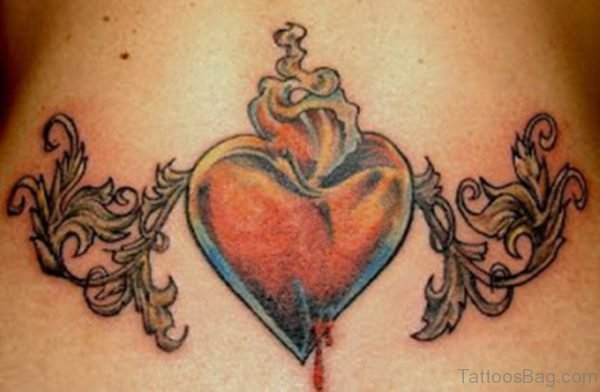 Heart Tattoo Picture
