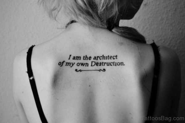 I Am The Architect