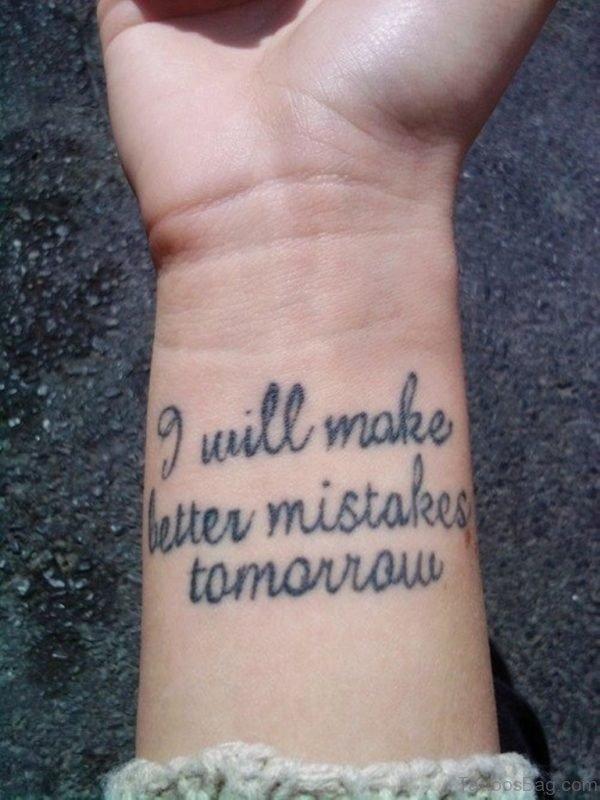 I Will Make Better