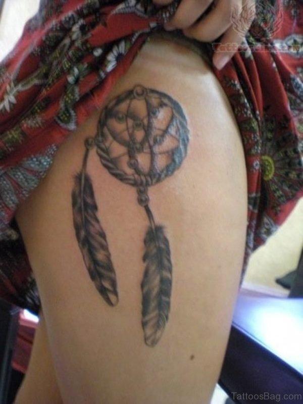 Image Of Dreamcatcher Tattoo
