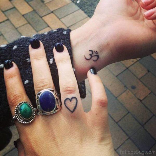 Impressive Om Tattoo